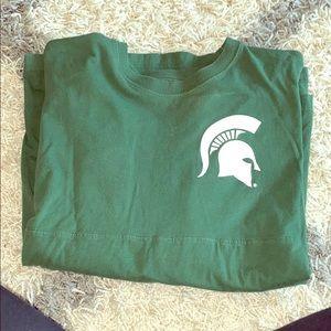 Long Sleeve Spartan Top